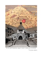 Historic Timberline Lodge Oregon Fine-Art Print