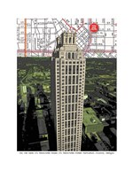 191 Peachtree Tower Fine-Art Print