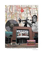 Jazz Museum Kansas City Fine-Art Print
