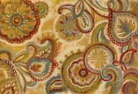 Mandala and Paisley Fine-Art Print