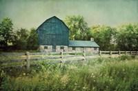 Blissful Country III Fine-Art Print