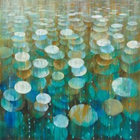 Rain Drops Fine-Art Print