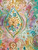 Boho Paisley II Fine-Art Print