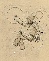 Floatbot Fine-Art Print