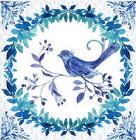 Winter Tales Bird Fine-Art Print