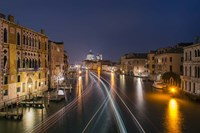 Passage On The Grand Canal Fine-Art Print