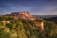 Sunrise over Roussillon Fine-Art Print