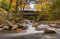 The Flume Bridge Fine-Art Print