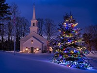 New England Christmas Fine-Art Print