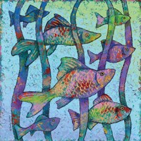 Swim with the Fishes Fine-Art Print