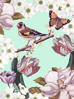 Bird Garden III Fine-Art Print