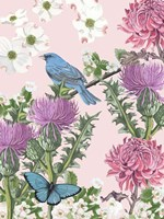 Bird Garden IV Fine-Art Print