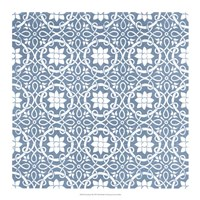 Chambray Tile VII Fine-Art Print