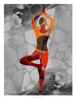 Yoga Pose I Fine-Art Print