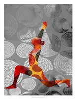 Yoga Pose IV Fine-Art Print