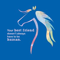 Horse Quote 11 Fine-Art Print