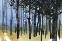 Tangle Knot Wood Fine-Art Print