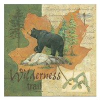 Wilderness Bear Fine-Art Print