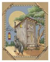 Wolf Howling Fine-Art Print