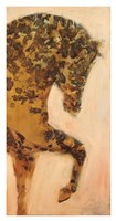 Golden Horse Fine-Art Print