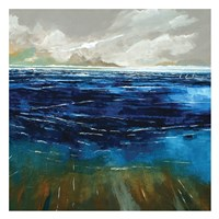Beach and Sea Fine-Art Print