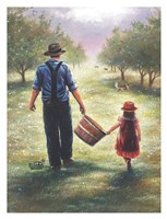 Dad's Helper Fine-Art Print