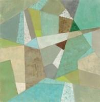 Spa Geo Metric Fine-Art Print