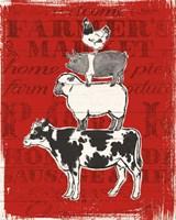 Farmers Market VI Fine-Art Print