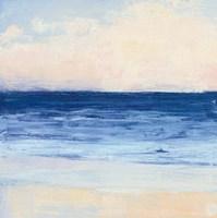 True Blue Ocean I Fine-Art Print