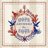 Nautical Wisdom II Fine-Art Print