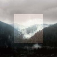 Framed Landscape I Fine-Art Print