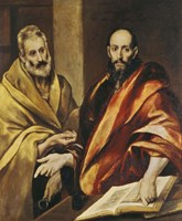 Saints Peter and Paul Fine-Art Print