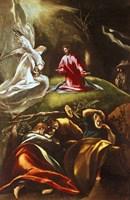 Christ's Agony in the Garden Fine-Art Print