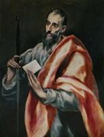Saint Paul, the Apostle Fine-Art Print