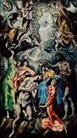 Baptism of Christ Fine-Art Print