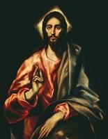 The Saviour Fine-Art Print