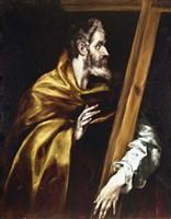 Apostle Saint Philip, 1602-05 Fine-Art Print