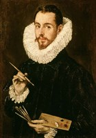 Portrait of Jorge Manuel Fine-Art Print