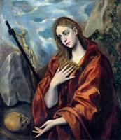 Mary Magdalene Penitent Fine-Art Print