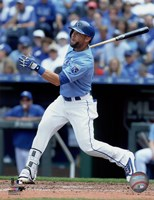 Alex Gordon 2016 Action Fine-Art Print