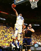 Andre Iguodala Game 2 of the 2016 NBA Finals Fine-Art Print