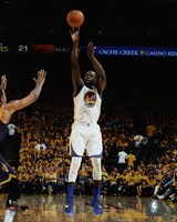 Draymond Green Game 2 of the 2016 NBA Finals Fine-Art Print