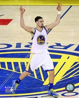 Klay Thompson Game 2 of the 2016 NBA Finals Fine-Art Print