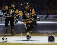 Sidney Crosby Game 2 of the 2016 Stanley Cup Finals Fine-Art Print