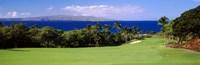 Wailea Golf Club, Maui, Hawaii Fine-Art Print