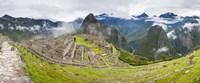 Machu Picchu in the Fog, Peru Fine-Art Print