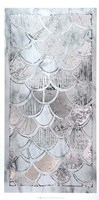 Gilded Imprint II - Metallic Foil Fine-Art Print