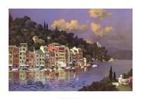 Portofino Sunlight Fine-Art Print