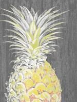 Vibrant Pineapple Splendor I Fine-Art Print