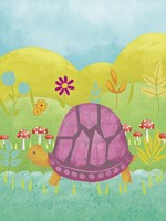 Happy Turtle II Fine-Art Print